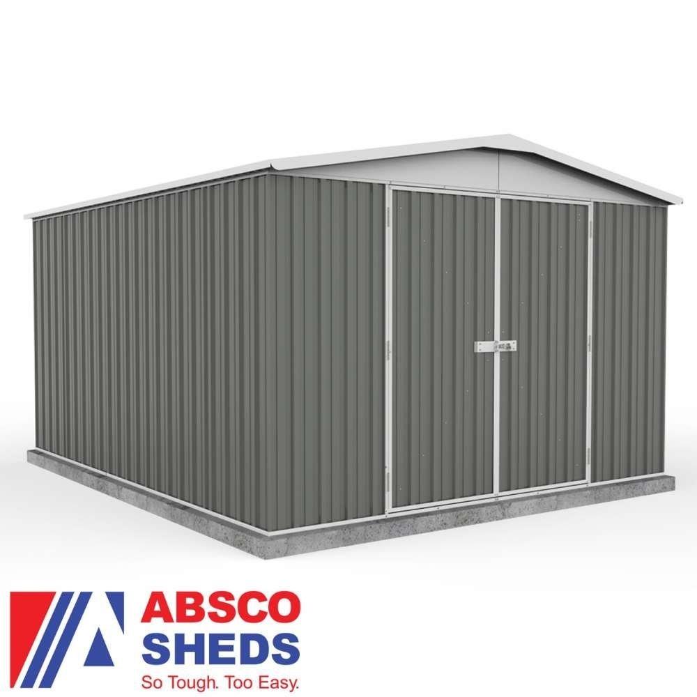 Absco Regent 3m x 3.66m (Grey)