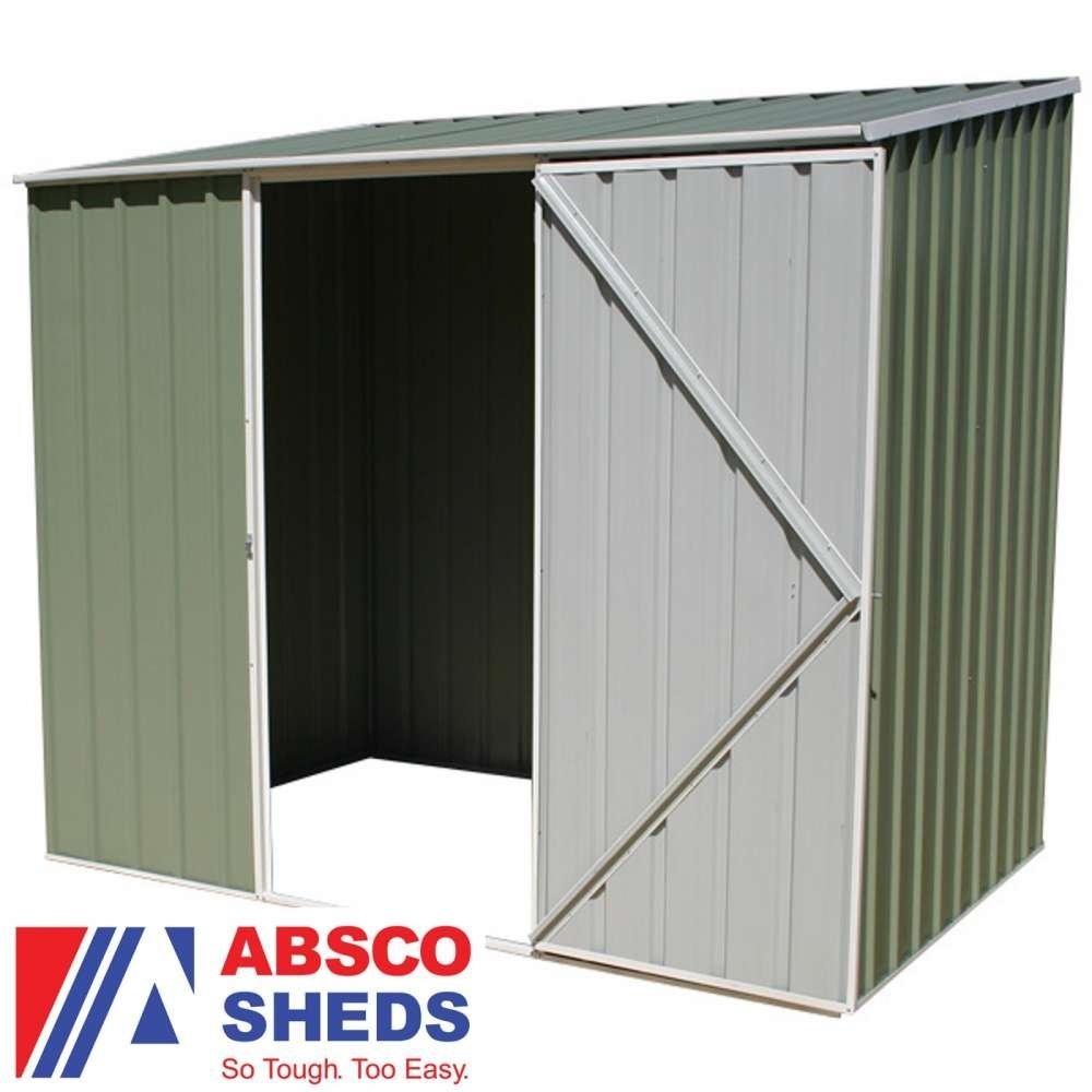 Absco Space Saver 2.26m x 1.52m (Pale Eucalyptus)