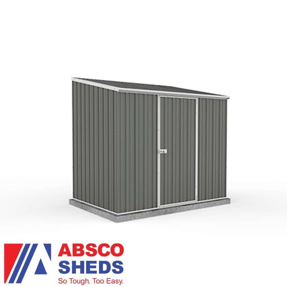Absco Space Saver 2.26m x 1.52m (Grey)