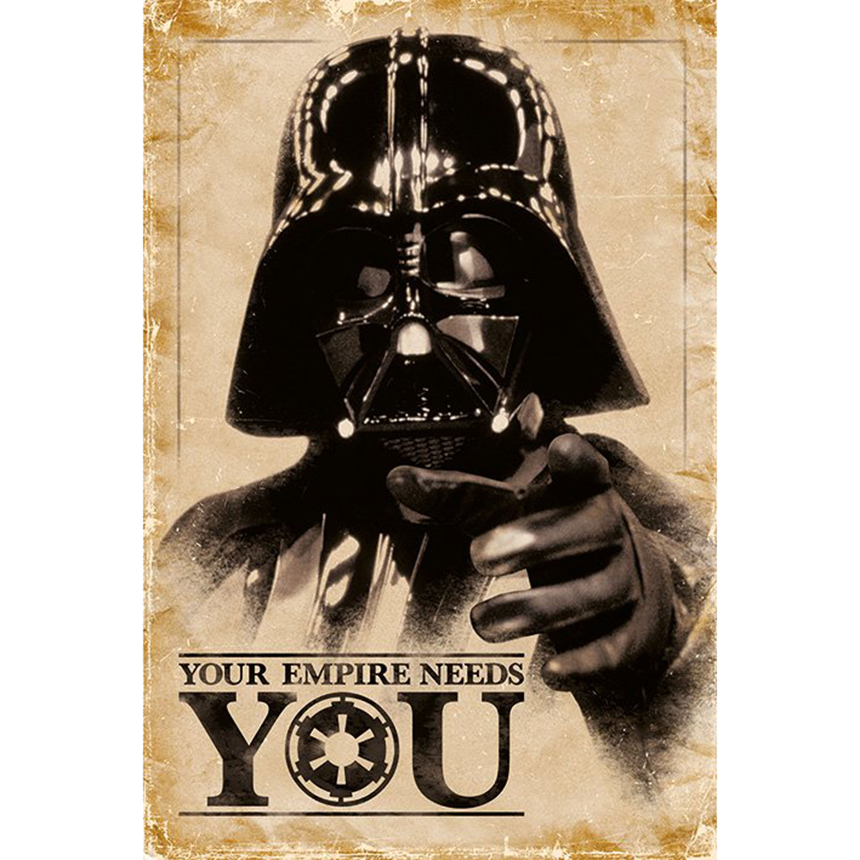 Star Wars The Empire Needs You Maxi Poster