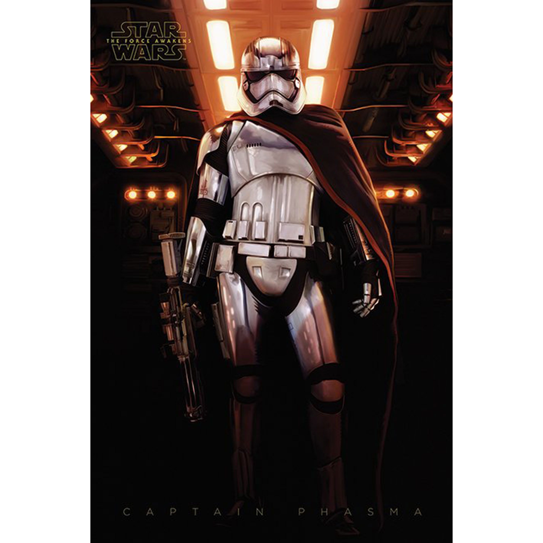 Star Wars Captain Phasma Maxi Posters