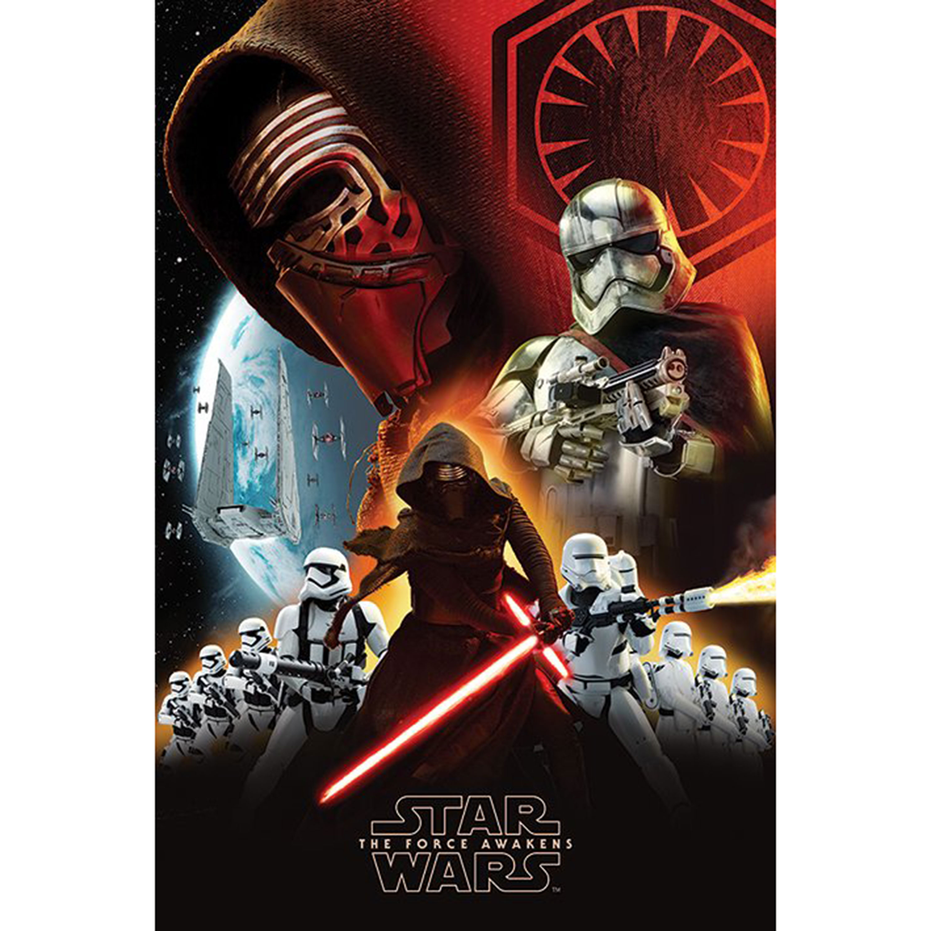 Star Wars First Order Maxi Poster