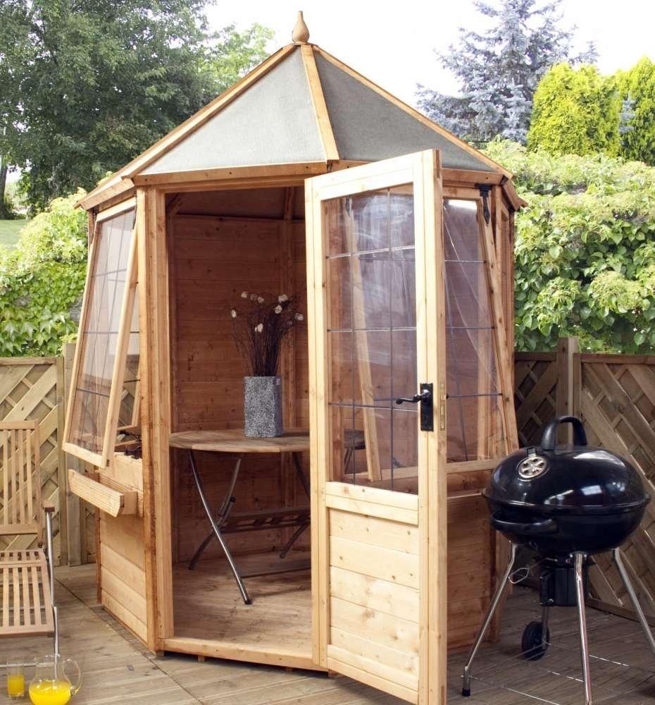 6' x 6' - Octagonal Summerhouse