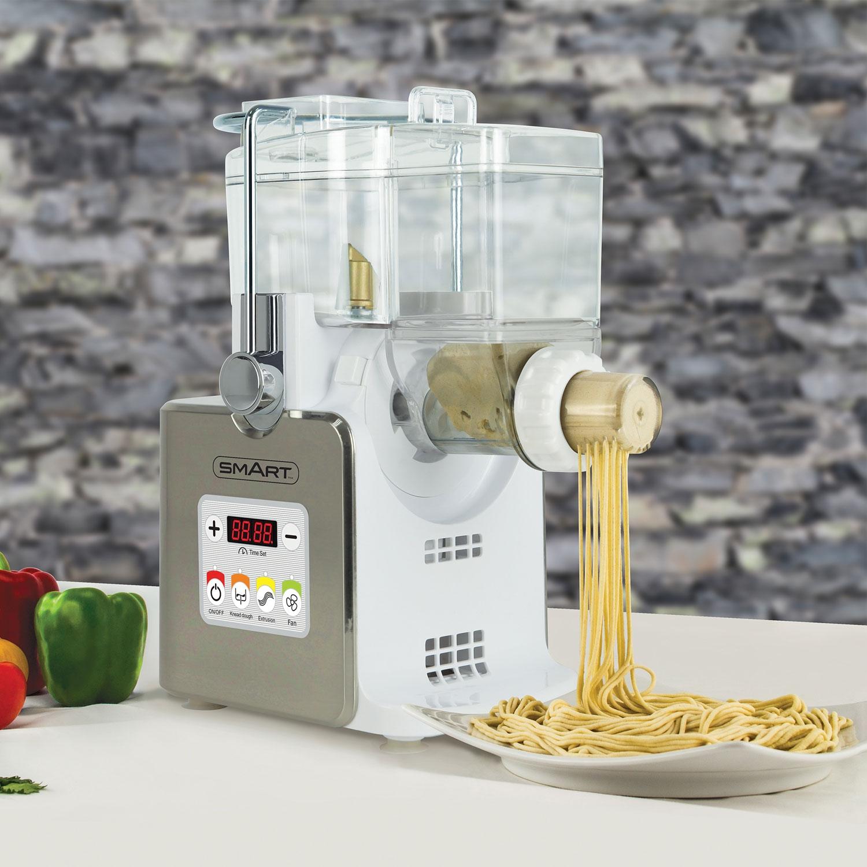 Smart Chrome Pasta Maker
