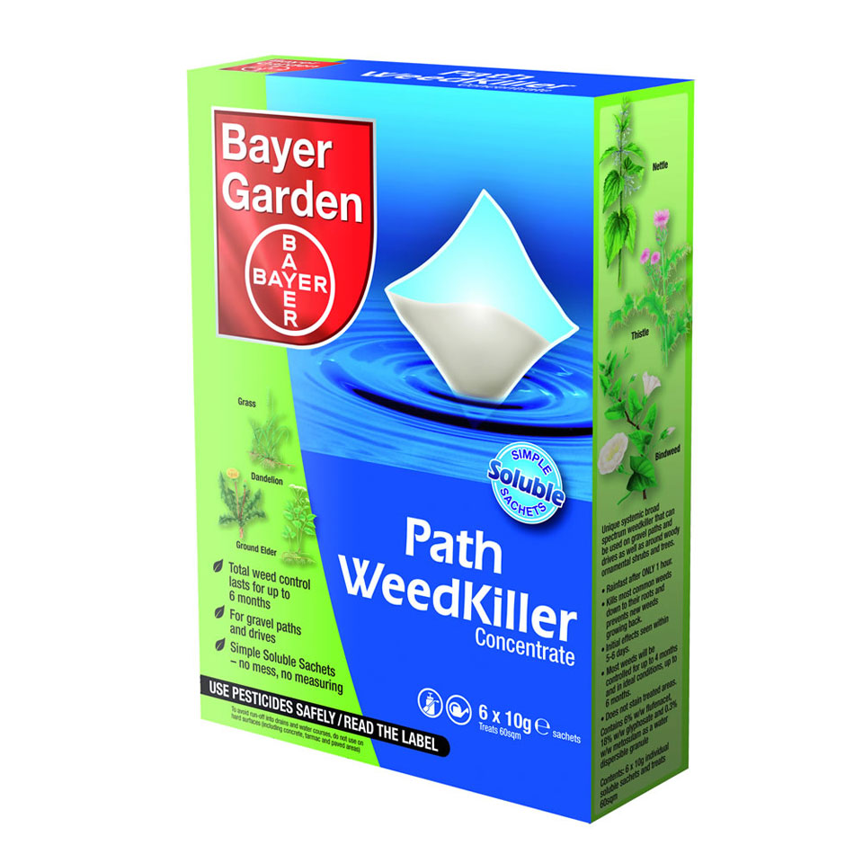 Bayer Path Weedkiller 6 x 100g Sachets