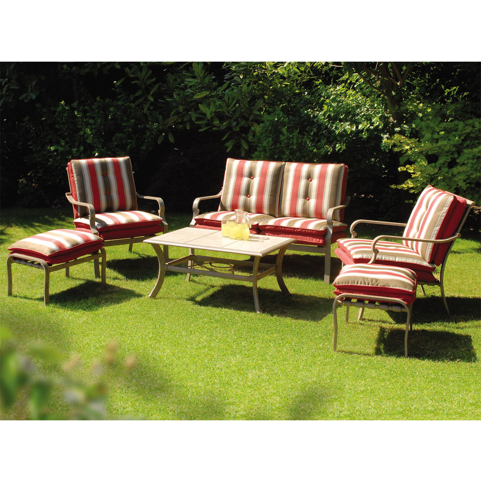 Suntime Palladio 4 Seater Garden & Conservatory Sofa Collection
