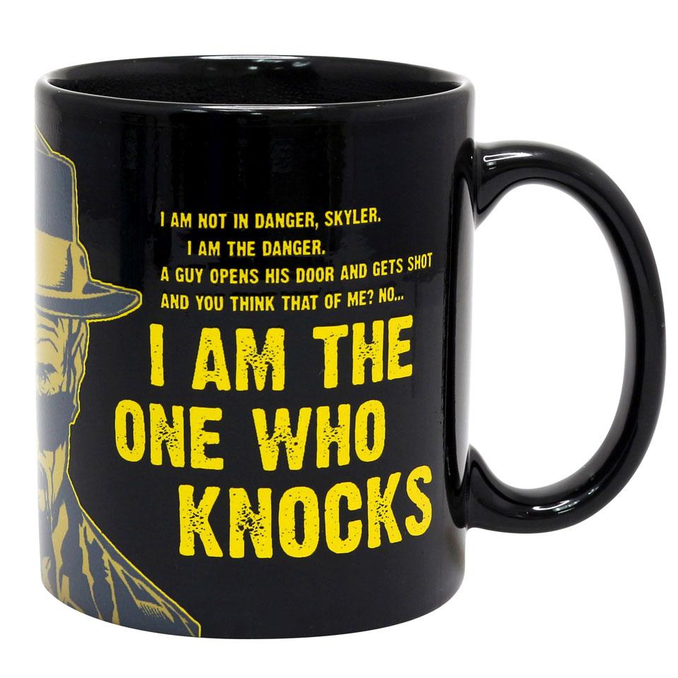 I Am The One Who Knocks Mug