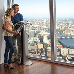 The View from The Shard and Lunch for Two