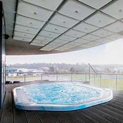 Spa Treat with Lunch or Afternoon Tea at Brooklands Hotel, Surrey