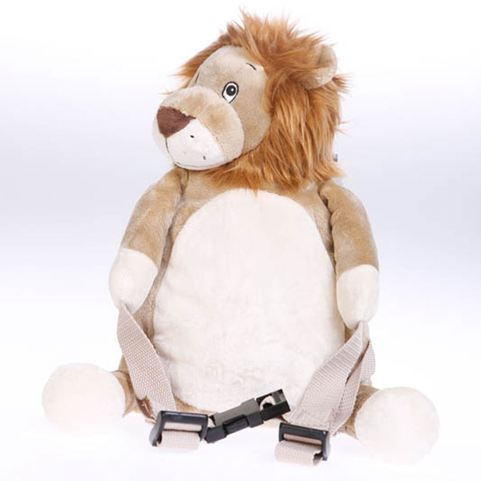Bobo Buddies Lion Toddler Backpack & Reins