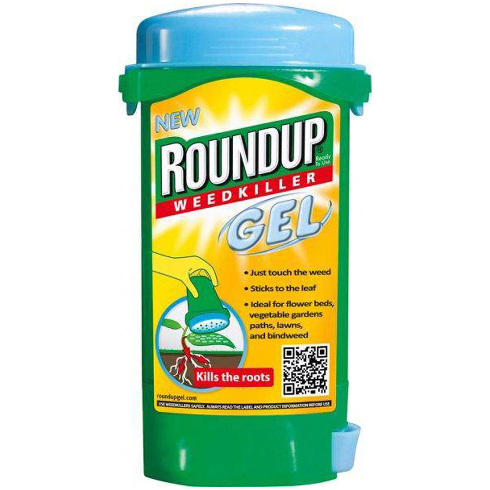 Scotts Roundup Systemic Weedkiller Gel 150 ml