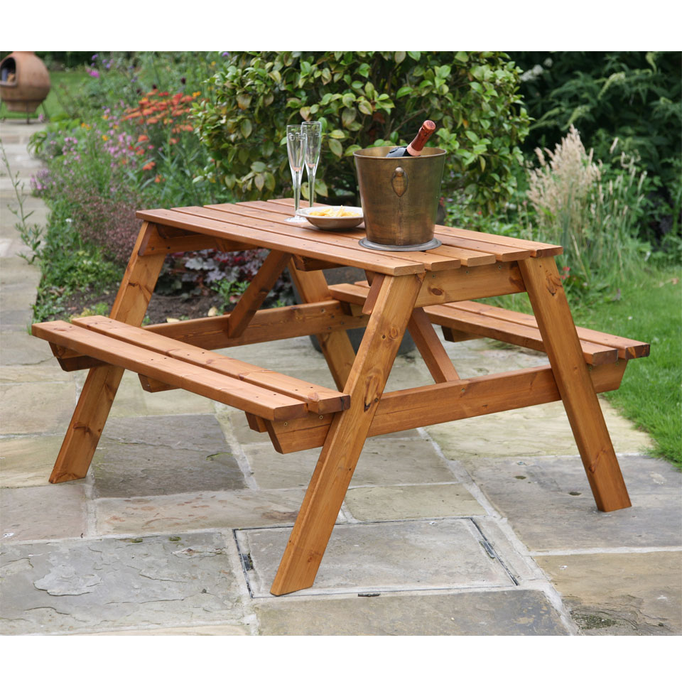 Thornbury 4ft Garden Picnic Bench