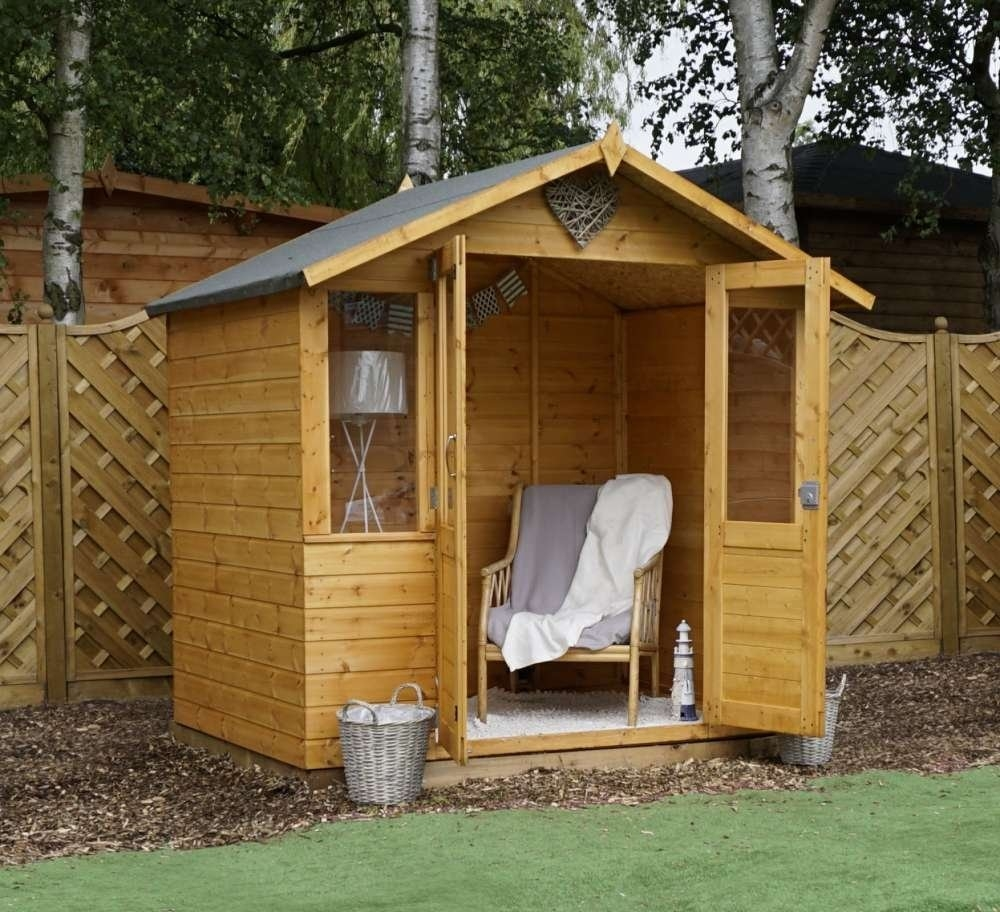 Image of 7' x 5' Traditional Summerhouse
