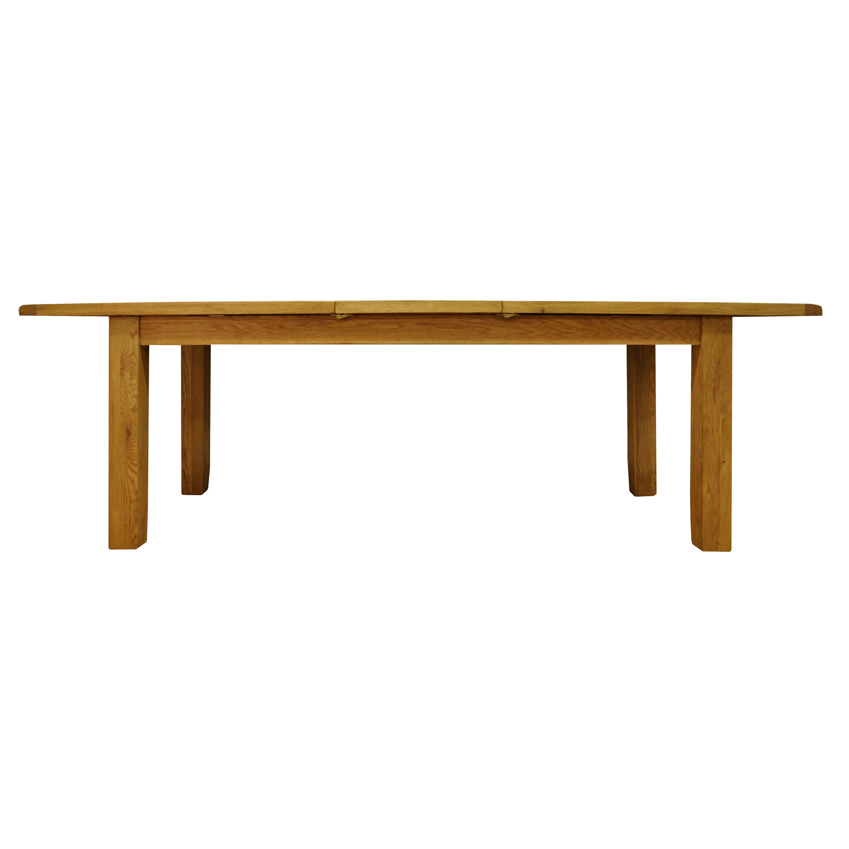 Image of Harrogate 2m Butterfly Extending Table