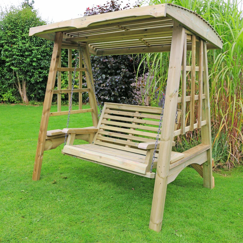 Antoinette Garden Swing Seat