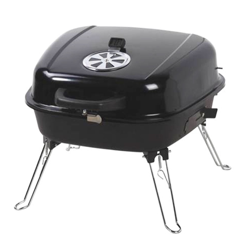 Mastercook Tabletop Foldaway Charcoal Barbecue Grill