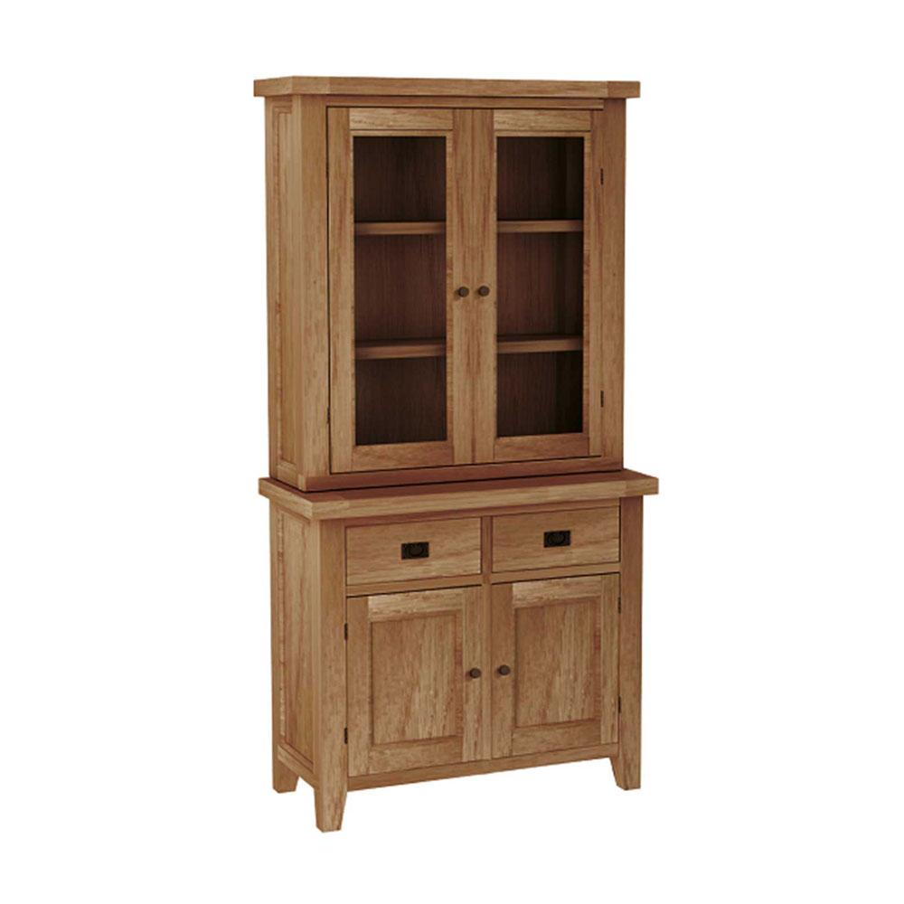 Tavistock Two-Door Buffet & Hutch Cabinet