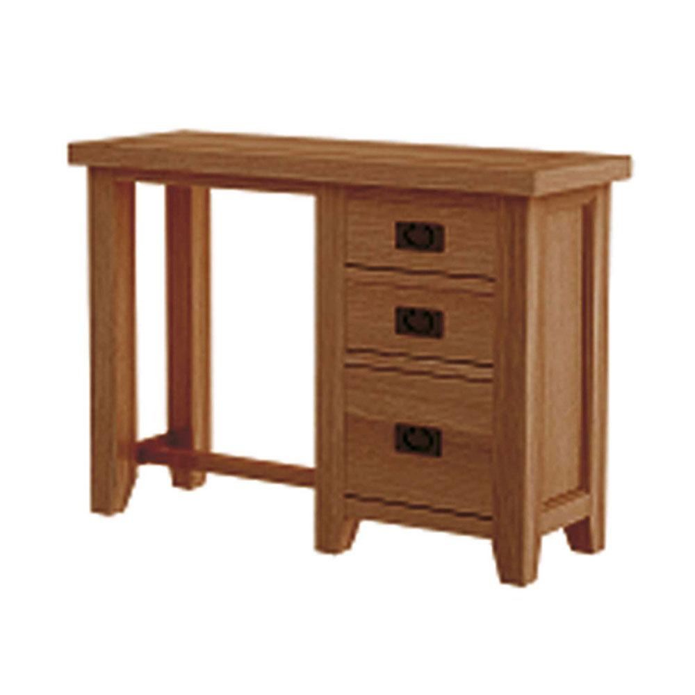 Tavistock Oak Dressing Table