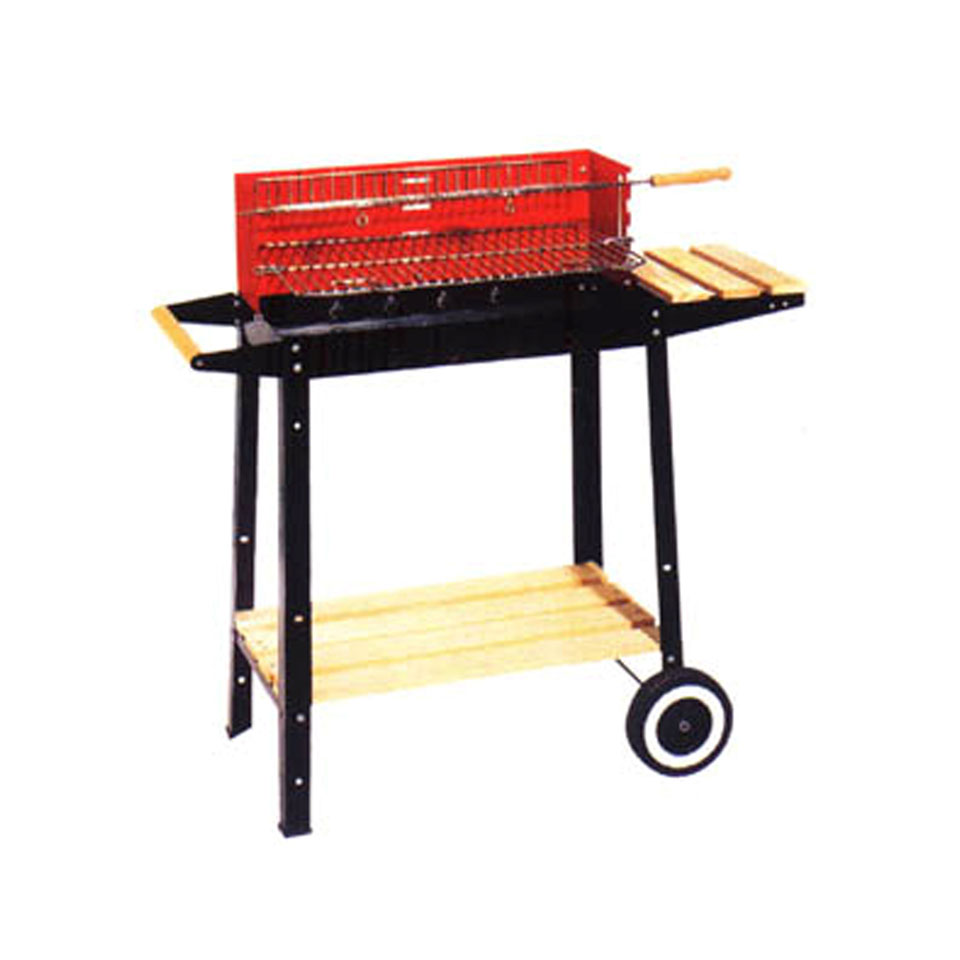 Classic Trolley Barbecue