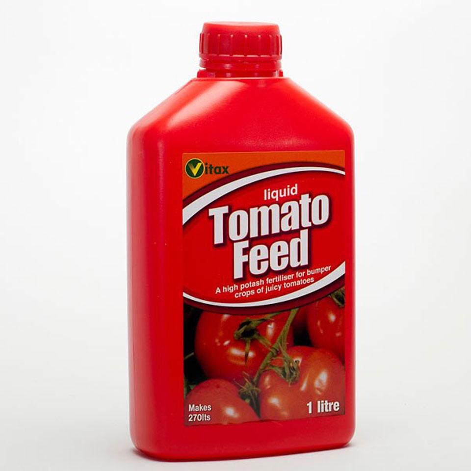 Vitax Liquid Tomato Feed 1 Litre