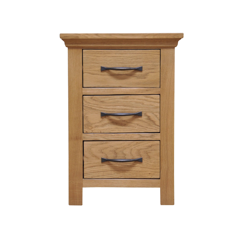 Image of Tonbridge Large Bedside Cabinet