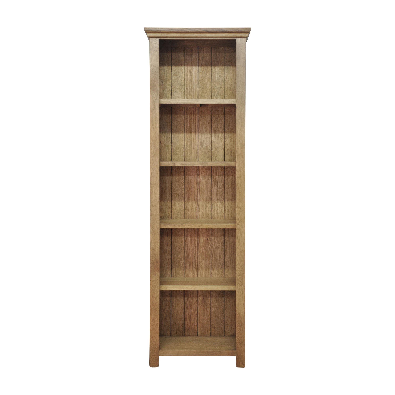Tonbridge Large Narrow Bookcase