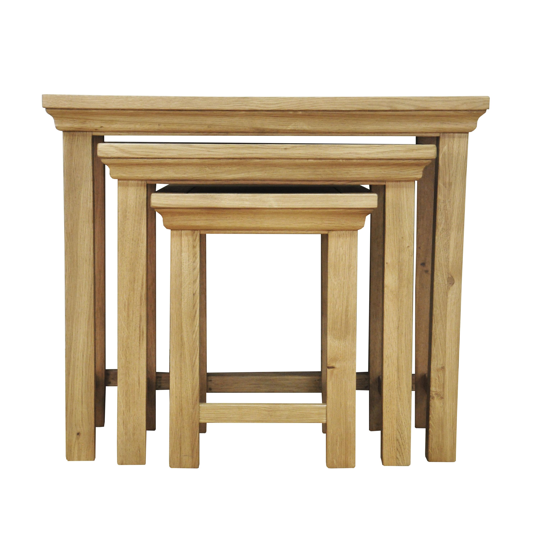 Tonbridge Nest Of 3 Tables
