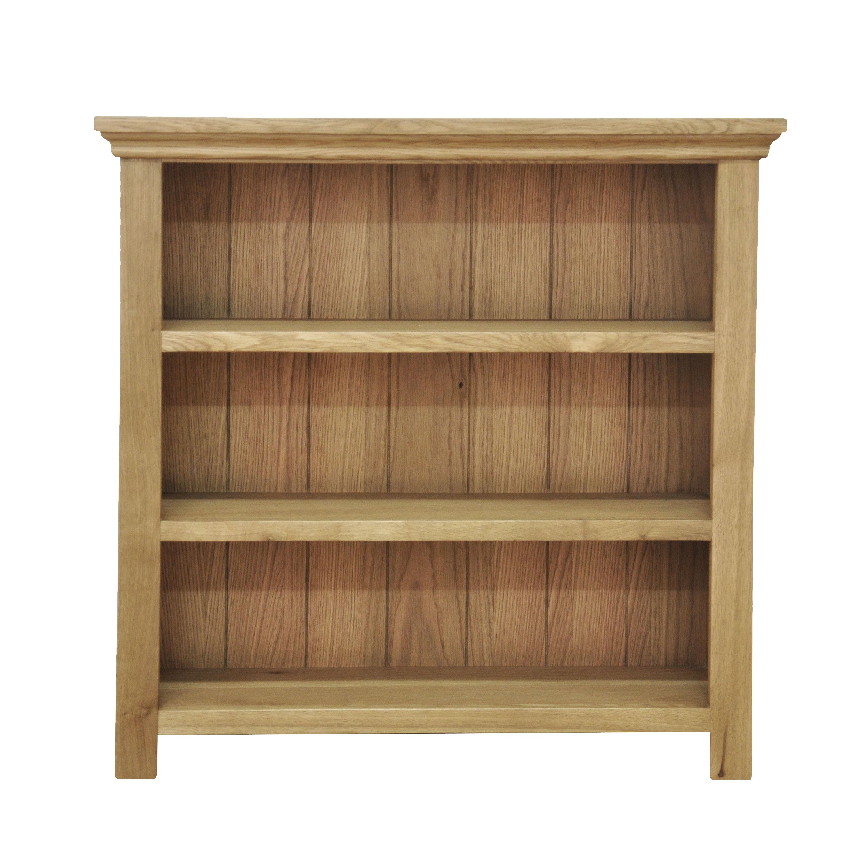 Tonbridge Small Wide Bookcase