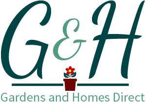 Gardens & Homes Direct Logo