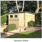 wooden sheds thumbnail